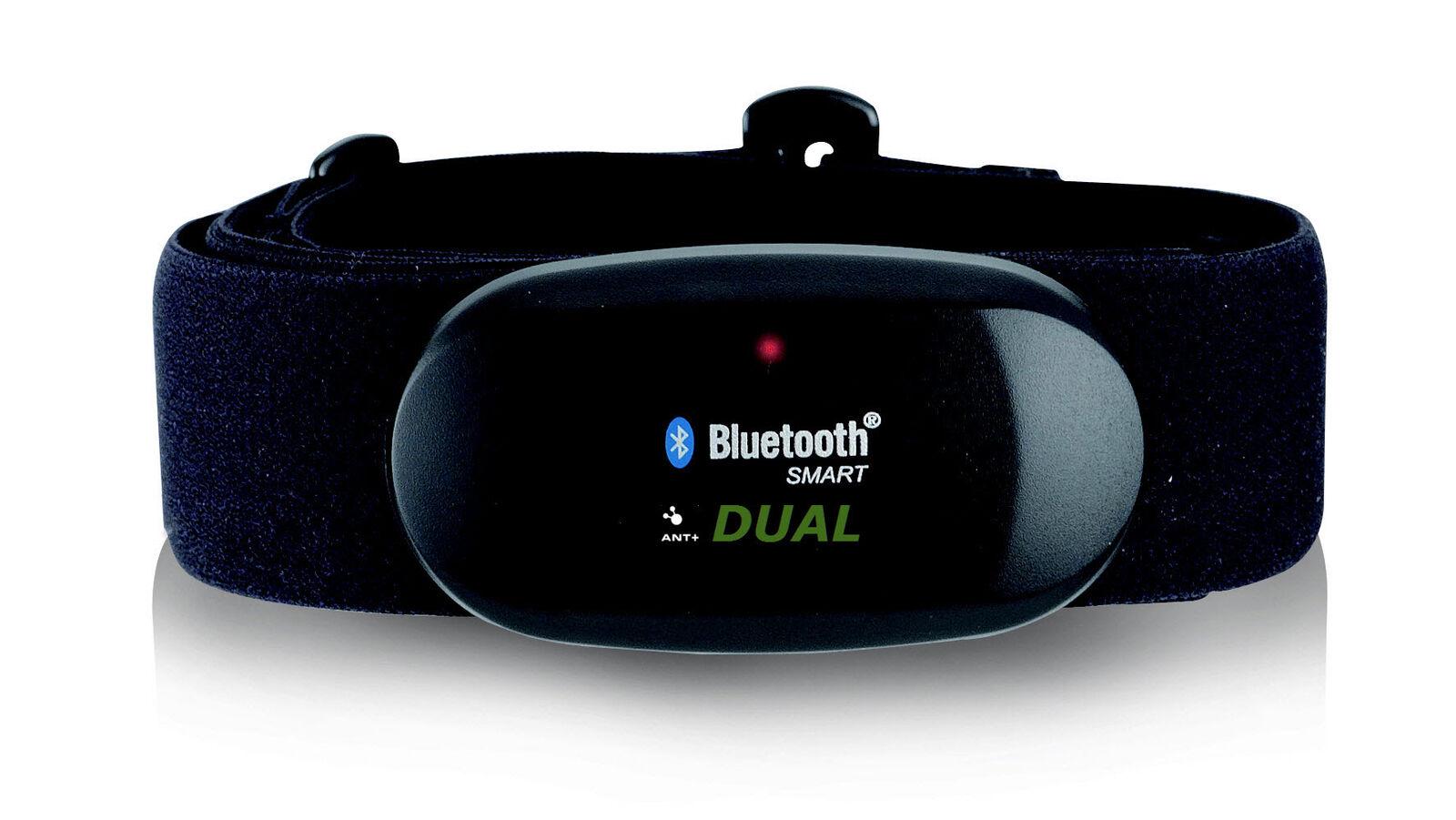 BlauTOOTH 4.0 und ANT+ BRUSTGURT für WAHOO Fitness App,iPhone 4S/5/6/SE/7/8/X