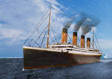 RMS TITANIC - HAND FINISHED, LIMITED EDITION (25)