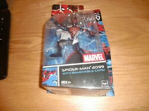 VINTAGE-HASBRO-MARVEL-SPIDERMAN-ORIGINS-2099-ACTION-FIGURE-SEALED-REMOVABLE-CAPE