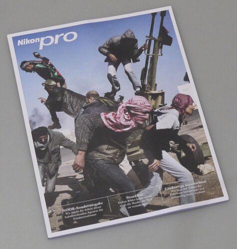 PRL) NPS NIKON PRO FRUHJAHR 2018 RIVISTA PROFESSIONAL MAGAZINE JOURNAL NIKONPRO