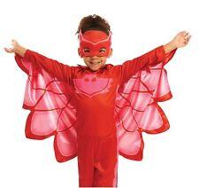 PJ MASKS OWLETTE HERO Dress Up Set PYJAMA COSTUME + MASK