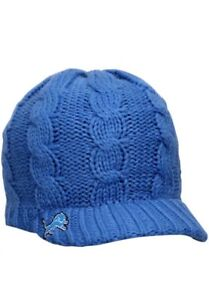 Authentic Detroit Lions New Era Women s Arctic Blast Cable Cadet ... ae3f9bebb