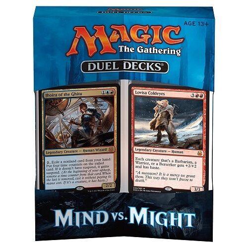 MTG Duel Decks Mind vs. Might - New