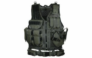 UTG 547 Law Enforcement Tactical Vest - Black