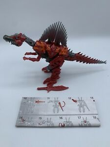 Transformers Age of Extinction SCORN AOE Complete Dinobot Deluxe