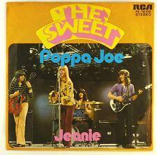 "7"" Single - The Sweet - Poppa Joe / Jeanie - S1406 - washed & cleaned"