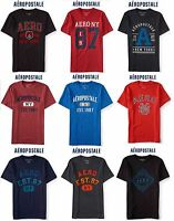 Aeropostale Men 3xl Graphic T Shirt Xxxl Blue,black,red,grey,burgundy 3x