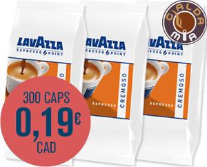300 capsule Lavazza Espresso Point® Cremoso