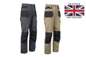 Work Shorts //// Mens Cargo Multi Pockets //// UK FAST DISPATCH