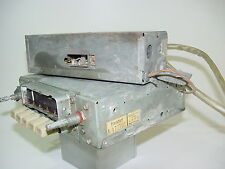 Autorradio Blaupunkt Frankfurt ALT torso. defectuoso/unkomplett + amplificador (702)