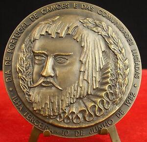 Medal-Luis-de-Camoes-Jacome-Bruges-Bettencourt-1982-194-500-Lusiadas-Medal