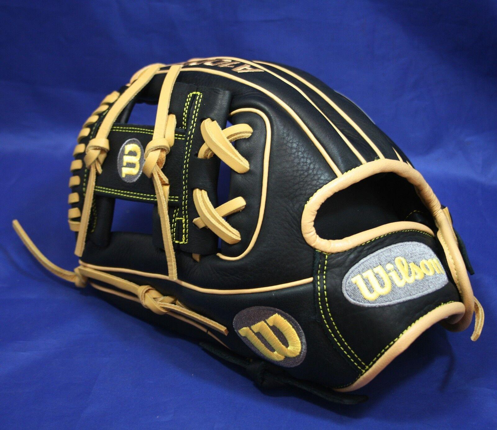 Wilson A1000 DP15 (11.5 ) Guante de béisbol (lanzador de mano izquierda)