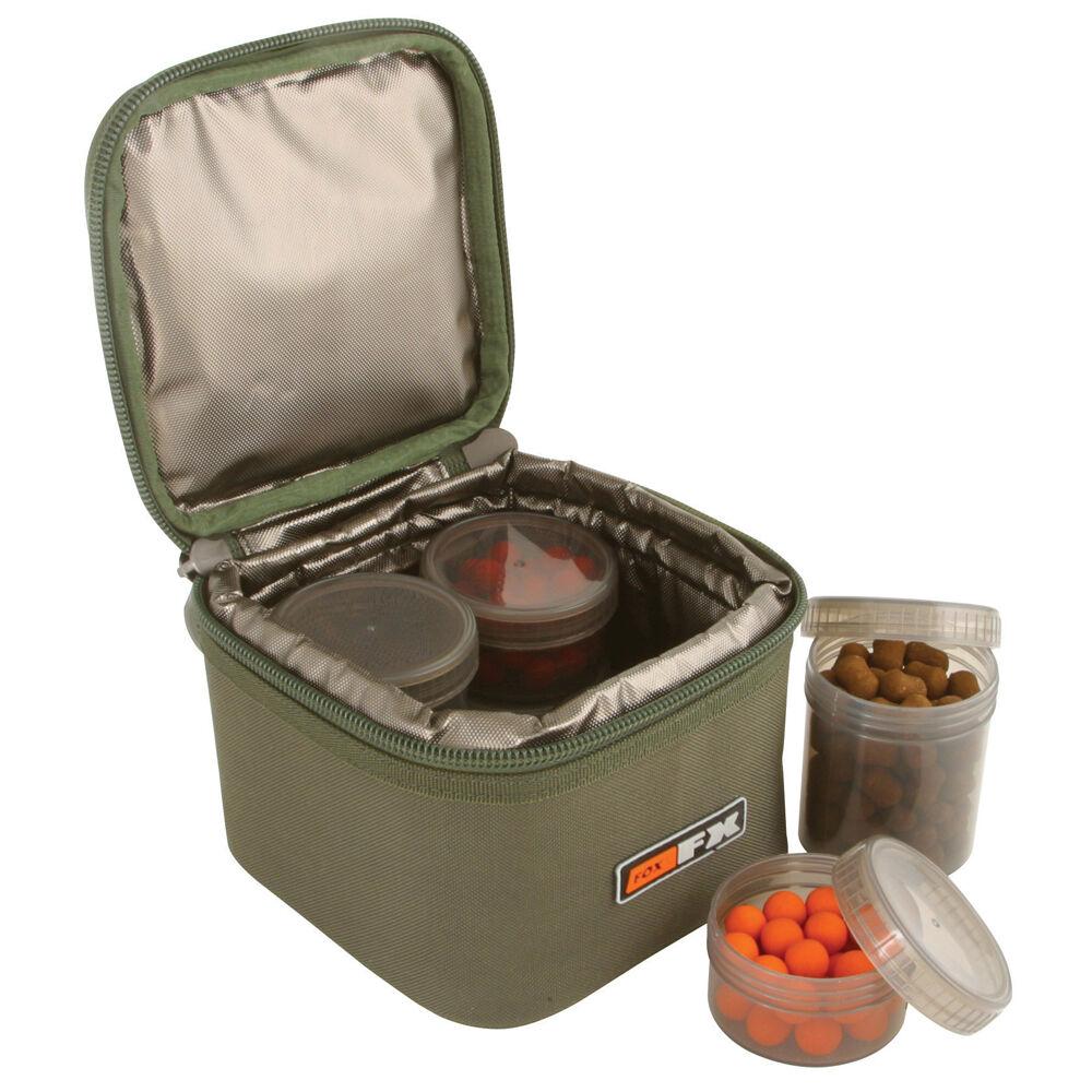 Fox FX Glug and Cooler Case inc. 6x Pots  | Sale Online