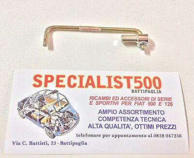 L COLORE GIALLO POSITANO 208 F COPPIA CONVOGLIATORE FIAT 500 D R
