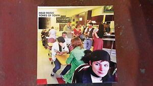 Field-Music-Tones-Of-Town-Yellow-Vinyl-RSD2017-NEW-amp-SEALED