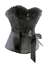 Overbust-Corset-Top-Basque-Sexy-Steel-Boned-Bustier-Fancy-Dress-Waist-Trainer-UK thumbnail 45