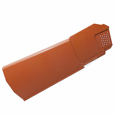 Klober Universal Dry Verge Unit Pack for Gable / Apex Roof Tile Plastic End Cap