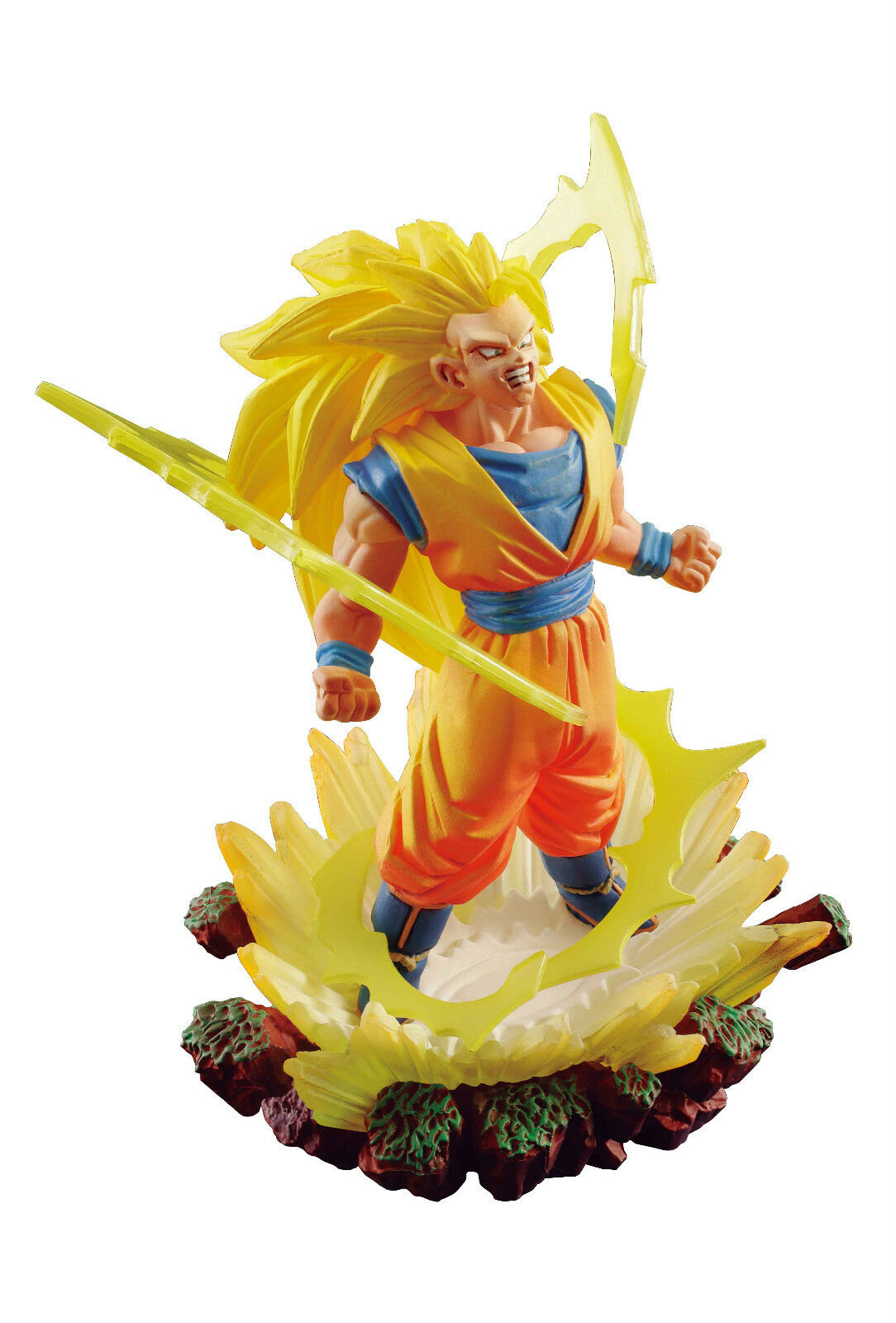 Dragon Ball Dracap Memorial 03 Super Saiyan 3 Son Son Son Goku MEGAHOUSE  productos creativos