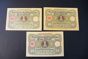 Superbe Billet Allemand / 1 Mark 1920 Neuf / - Achat Unitaire - (27/09/16)