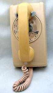 N.O.S. Vintage 554-60 Western Electric Wall Telephone with Box