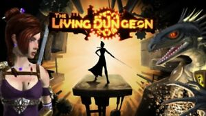 The-Living-Dungeon-STEAM-KEY-PC-2015-Adventure-Region-Free-Fast-Dispatch