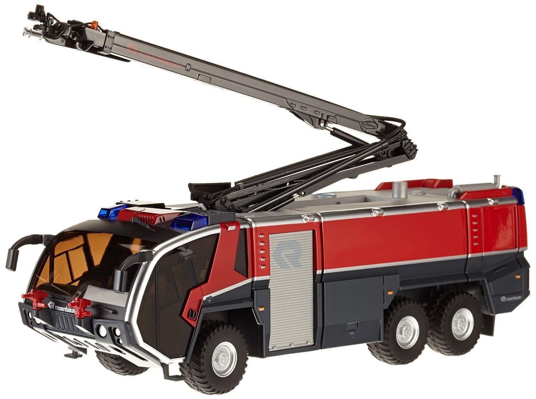 7610 rosa Bauer vigili del fuoco FLF Panther 6x6 1 43 Wiking