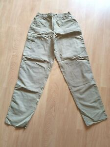 the latest reliable quality run shoes Details about Western Räven Trousers-Size 38 Womens-MT-Trekking Pants  outdoorhose Fjällräven- show original title