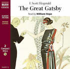 The Great Gatsby by F. Scott Fitzgerald (CD-Audio, 1995)