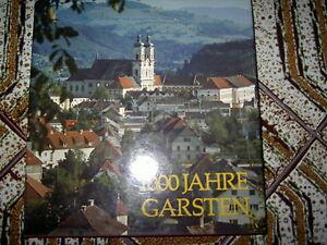 1000 Jahre Garsten - Jubiläumsschrift - Traun, Österreich - 1000 Jahre Garsten - Jubiläumsschrift - Traun, Österreich