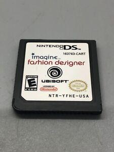 Imagine Fashion Designer World Tour Nintendo Ds Game 3ds 2ds Lite Dsi Xl 8888165613 Ebay