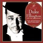 The Centennial Anthology [Bonus DVD] [Remaster] [Slipcase] by Duke Ellington/Duke Ellington & His Orchestra (CD, Sep-2005, 2 Discs, Master Classic Series)