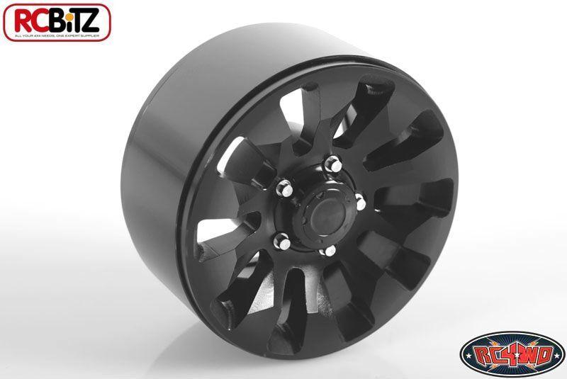 RC4WD Onyx 1.9  Ruedas de Aleación beadlock escala 4 pernos de montaje hexagonal Hub Hex G2 Z-W0156