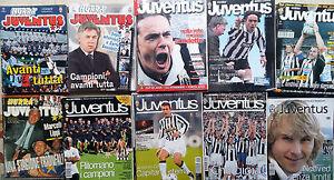 HURRA-039-JUVENTUS-ANNO-1993-NUMERO-6-7-8-9-10-HURRa-RIVISTA-98-99-99-2000-magazine