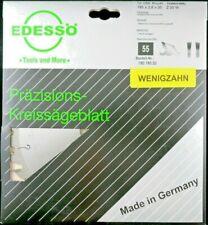 EDESSÖ HM Kreissägeblatt 190 x 2,8 x 20 mm Z=36 W Mehrzahn Sägeblatt