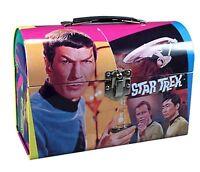 Amt Star Trek Mr. Spock Model Kit Lunch Box Tin