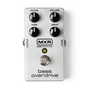 Dunlop-MXR-M89-Bass-Overdrive-Bass-Guitar-Effects-Pedal