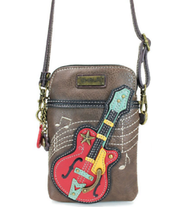 tas Guitar portemonnee telefoon Mini Grand Crossbody Charmante Chala mobiele 9D2WEIH
