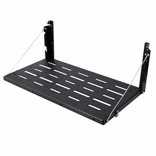 Foldable Multi-Purpose Tailgate Table For Jeep Wrangler JK Support Up To 75lb