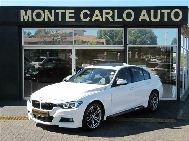 2017 BMW 318i M Sport Steptronic, White with 18000km available now!