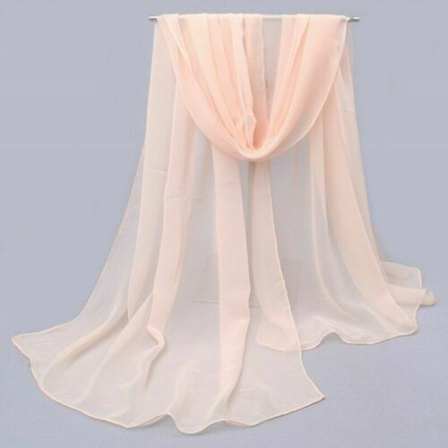 NEW Colors Chiffon Lady Fashion Scarves Wrap Soft Shawl Long Scarf Women