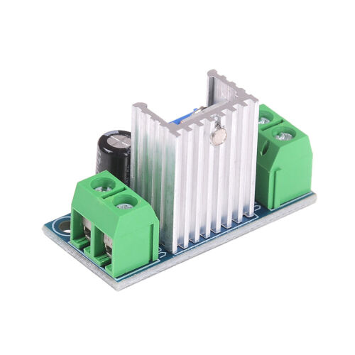 LM317 DC-DC convertidor reductor 4.2V-40V a 1.2V-37V regulador de voltaje lGKES