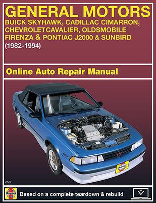 2010 Chevrolet Malibu Haynes Online Repair Manual-Select Access