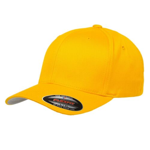 FLEXFIT CAP BASEBALL CAPS graue Unterseite ORIGINAL FLEX FIT MÜTZE BASECAP KAPPE