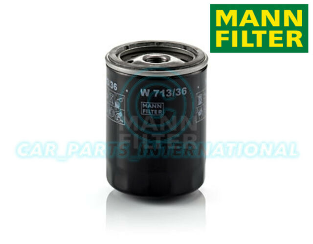 Mann Hummel EO Quality Replacement Engine Oil Filter W 713/36