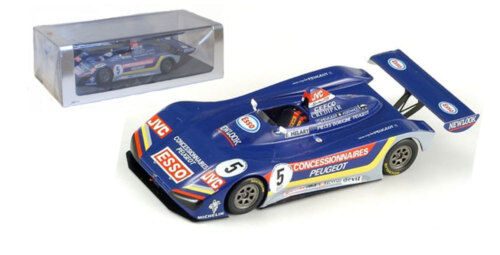 Spark S1275 Peugeot 905 Spider Winner European Cup 1992 - E Helary 1 43 Scale