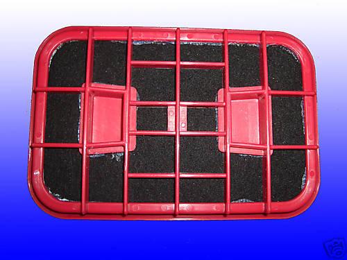 *** Qualitäts-Carbonfilter geeignet Electrolux//Lux 1 D820***
