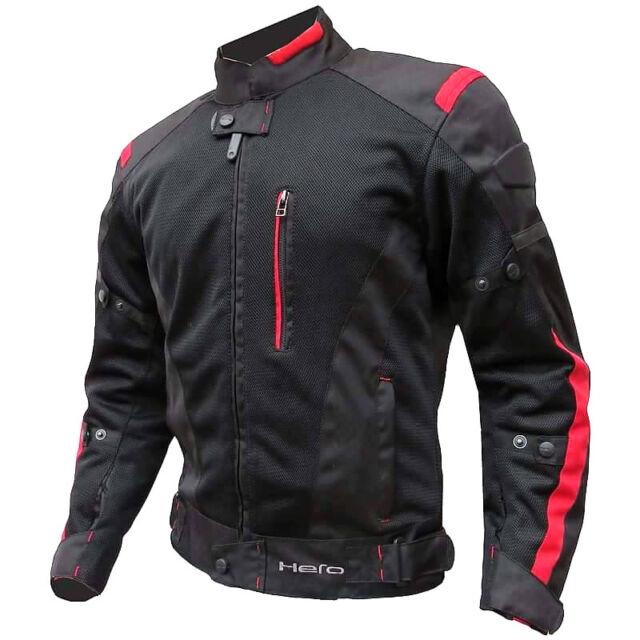 jacket HR-875 moto ESTIVA cordura PERFORATED jacket SUMMER jacket HERO size S