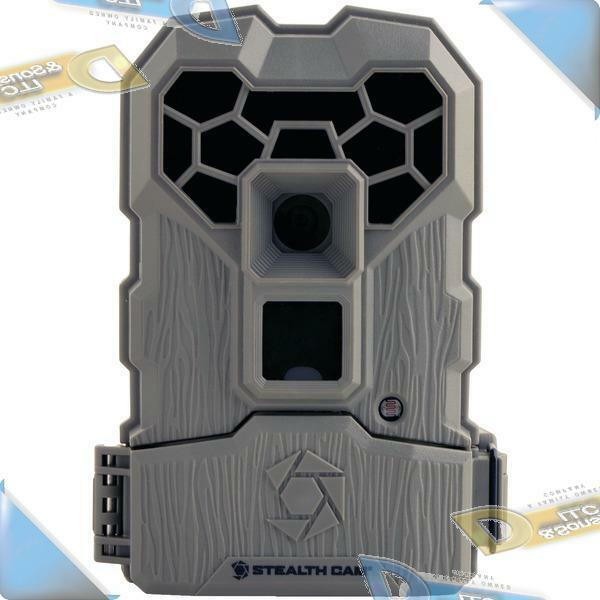 NEW Stealth Cam 10.0-Megapixel Trail Camera