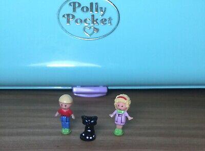 100% Vero Polly Pocket ???? 1990 Pencil Case Astuccio Stiftebox Mäppchen 2304-mostra Il Titolo Originale Squisita (In) Esecuzione