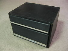 Nintendo NES STORAGE SYSTEM CASE BOX CABINET w/ DRAWERS Hold Games & Accessories